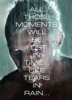Blade Runner - Rutger Hauer