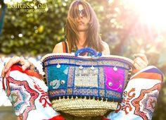 #capazo #strawbag #lolitaylola #yolandafaguilera #boho #fashion #moda #indie