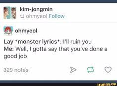 This guy | EXO (Monster MV)