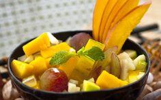 Receita de Mango Thai - iG