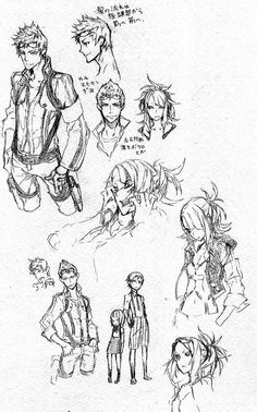 Character Sketches, Character Design References, Character Drawing, Character Concept, Reference Manga, Drawing Reference Poses, Manga Drawing, Drawing Sketches, Drawings