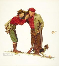 Norman Rockwell Best Paintings Ever | Artist Spotlight: Norman Rockwell | ArenaCreative Stock Photos Blog