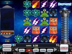 Torne sua diversão mais eletrizante com a incrível Slot Energoonz. Nele você poderá jogar com os mais diversos personagens!