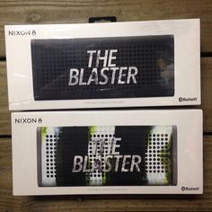 Rock around the Christmas tree this year with the Nixon Blaster Portable Wireless Speaker!               Features include:  -Bluetooth Connectivity                    -Shock and Moisture Resistant            -Long-Life Battery  (12+ hour charge)                                            -remote and mic                               This is a great sounding speaker that is perfect to have for all those holiday activities that you most certainly have planned out, which may include, but are…