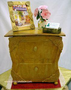 Dresser Cake by Pink Cake Box