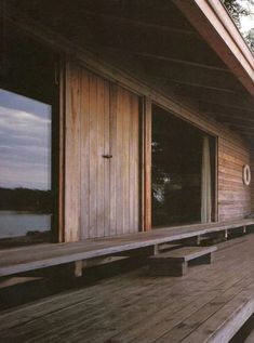 KAIJA SIREN 1920-2001 | UN DIA | UNA ARQUITECTA 2 Timber Architecture, Education Architecture, Japanese Architecture, Architecture Details, Sustainable Architecture, Residential Architecture, Cabins In The Woods, House In The Woods, Casa Top