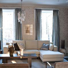 Globale Stil Wohnzimmer