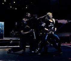 Madonna MDNA Tour Rehearsal Pictures