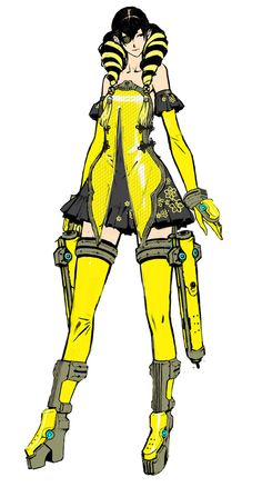 Ai Rin from Anarchy Reigns