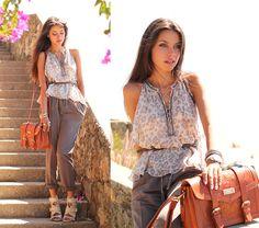 Olive Garden (by Annabelle Fleur) http://lookbook.nu/look/2557931-Pants-Alexander-Wang-Booties-Asos-Bag-Thrifted