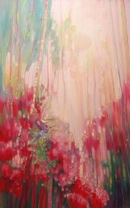 Gems of the Pink Jungle - original oil painting with humming birds Painting Art Paintings For Sale, Modern Art Paintings, Seascape Paintings, Original Paintings, Oil Paintings, Abstract Flowers, Abstract Art, Traditional Artwork, Artwork Online