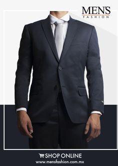 En la actualidad, los #Trajes se elaboran con cortes más cercanos al cuerpo y se usan con #Corbatas de diferentes estilos. Trajes desde $1 649: www.mensfashion.com.mx