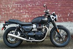 2016 Triumph Street Twin Stock: | Triumph of Seattle