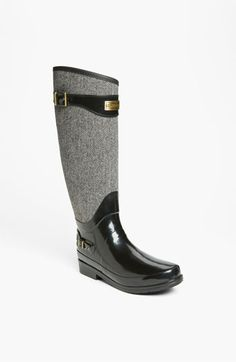 Hunter 'Regent Apsley' Women's Rain Boot at Nordstrom. Such a stylish rain boot - bit of a steep price though.