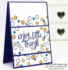 Stampin' Up! Mini Albums, Stamping Up Cards, Masculine Cards, Thank You Cards, Cardmaking, Markers, Stampin Up, Birthday Cards, Projects To Try