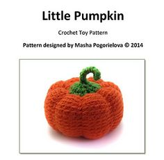 Have you already crocheted pumpkins for Halloween?