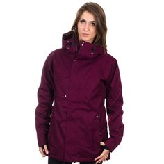 Armada - Kuma Jacket WMN (12/13) - Blackberry