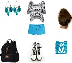 """tribal"" by tavia-dawn-bechtel on Polyvore"