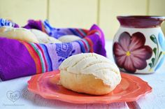 Vegan Conchas   Mexican Pan Dulce {Mexican Sweet Bread}. Perfect for breakfast with a cup of coffee!