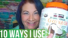 Coconut Oil Uses | 10 Ways I Use Coconut Oil