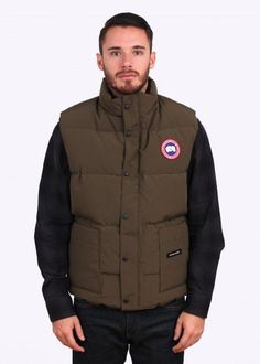 Canada Goose vest replica official - Canada Goose Black Down Selkirk Parka - ANother of my favorites ...