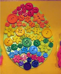 spring projects for preschoolers | Spring & Easter Crafts for Toddlers & Preschool Kids