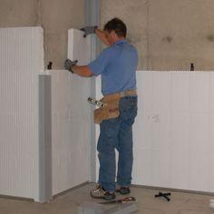 Concrete Basement Walls On Pinterest Painting Basement Walls Wet B