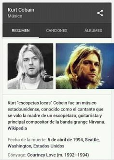 Memes Sabor Eo E Kurt Cobain Memes Band Memes