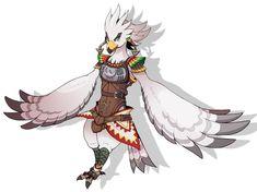 botw rito - Twitter Search / Twitter Saga Zelda, Weird Birds, Botw Zelda, Hyrule Warriors, Star Wars Pictures, Twilight Princess, Breath Of The Wild, Legend Of Zelda, Art Gallery