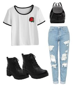 """""""Shop till you drop 💧"""" by safiyat-aminu on Polyvore featuring Topshop and Witchery"""