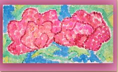Pointillism is the art of creating images using dots of colors put together to create a larger picture. Learn how to create a painting of poppy flowers in the pointillism style.