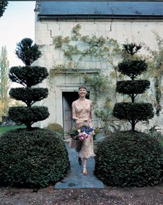 Vogue Living Houses Garden People