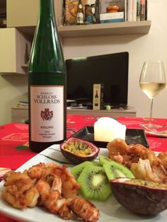 Pair this sweet riesling with spicy! Read more about pairing this wine at versavino.com !