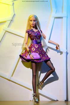Ethnicity Casual Barbie doll