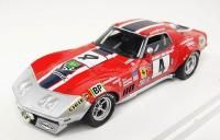 diecast Chevrolet Corvette L88 Nart n°4 LM72 D.Heinz TSM 1/43 True Scale Models