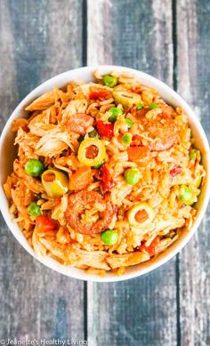Instant Pot Nicaraguan Arroz Con Pollo - pressure cooking reduces cooking time for this one pot chicken and rice meal to 10 minutes One Pot Dishes, Dinner Dishes, Fast Cooker, Nicaraguan Food, Corn Dip Recipes, American Dishes, Cooking Recipes, Cooking Time, Best Dinner Recipes