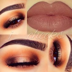 Loving this look .... Now all I have to do is learn how to create it myself