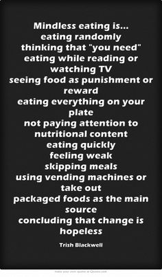 Vital nutrition answer and strategy to check-out today, healthy nutrition example number 3136070709 . Nutrition Guide, Nutrition Plans, Nutrition Education, Healthy Nutrition, Mindless Eating, Gastric Sleeve Surgery, Eating Quotes, Feeling Weak