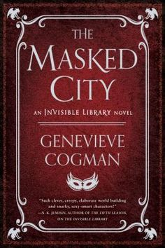 Working in an alternate version of Victorian London, Librarian-spy Irene has settled into a routine, collecting important fiction for the mysterious Library and blending in nicely with the local culture. But when her apprentice, Kai--a dragon of royal descent--is kidnapped by the Fae, her carefully crafted undercover operation begins to crumble. 9/6