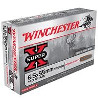 Winchester 6.5x55 Swede 140gr 20rd X6555