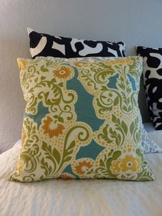 Decorative Pillows Cover Michael Miller Secret by simplypillow, $12.00