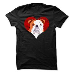 BULLDOG LOVE  Available in t-shirt/hoodie/long tee/sweater/legging with many color and sizes.