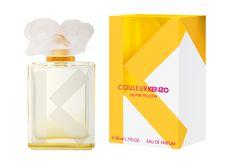COULEUR KENZO Jaune - Yellow