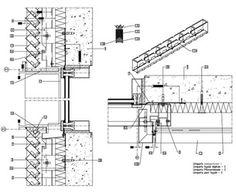Arup Associates; Citi Data Centre Frankfurt Green Wall Construction Detail