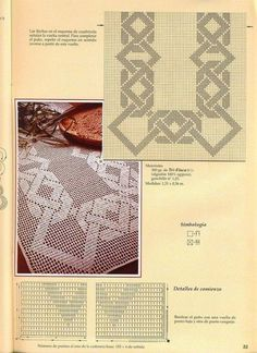 Heklanje | Sheme heklanja | Šeme za heklanje - stranica 15