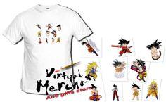 CAMISETA-DRAGON-BALL-ESTADOS-DE-SON-GOKU-tshirt-t-shirt-xxl-nino-disney-pelicula