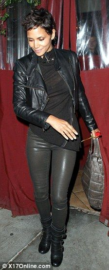 Halle Berry the hell with pam grier its all about msBERRY !!