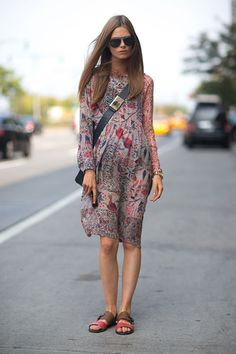 Beautiful + comfortable dress