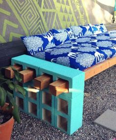 Great outdoor idea!16 Great Home And Craft Ideas
