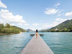 Ausflugstipps in der Region Fuschlsee - smilesfromabroad Salzburg, Top Place, Seen, Australia Travel, Dom, Strand, Austria, Wanderlust, Places